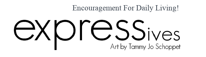 EXPRESSives! Encouragement – Pottery & Fine Art