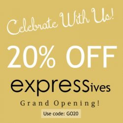 300x300 Grand Opening 20 off